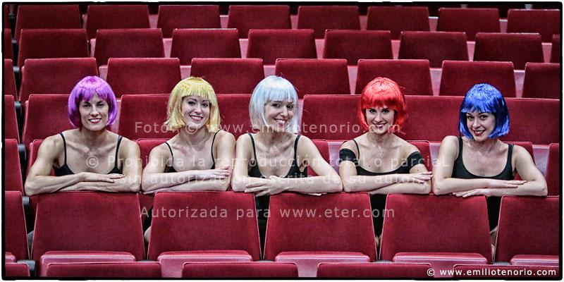 39 showtime la folie 39 a partir del 30 de mayo en el teatro Teatro principe gran via