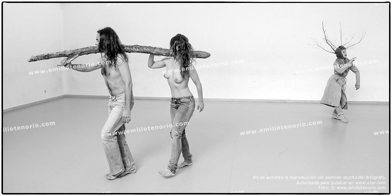 El centro danza canal vivero de la creaci n de la danza - Vivero madrid centro ...