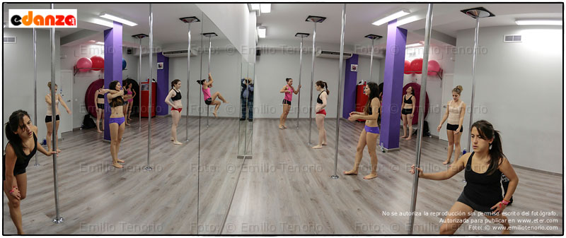 1dbb8c7f6664 19.11.14. He asistido a una clase de Pole Dance en Flow Escuela de Baile ...