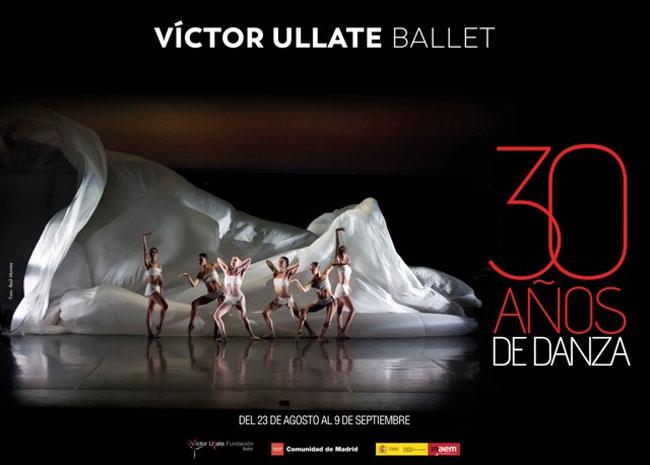 Resultado de imagen de imágenes 30 años de danza teatros del canal